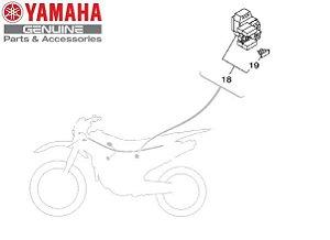 RELE DE PARTIDA PARA TTR-230 ORIGINAL YAMAHA