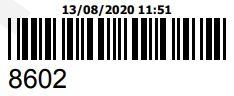COMPRA REFERENTE AO ORCAMENTO 8602 - PECAS ORIGINAIS YAMAHA