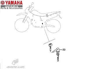 INTERRUPTOR DO FREIO TRASEIRO PARA XTZ250 LANDER ORIGINAL YAMAHA