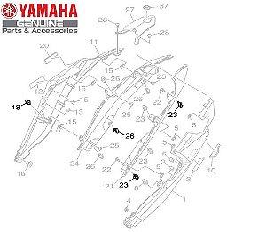 REBITE PARA MT-03 E YZF-R3 ORIGINAL YAMAHA