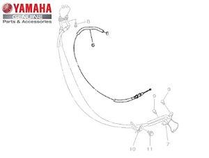 CABO DA EMBREAGEM PARA MT-03 2021 ORIGINAL YAMAHA