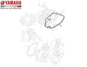 JUNTA DA TAMPA DIREITA DO MOTOR PARA XT600E ORIGINAL YAMAHA