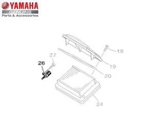 SENSOR DE TEMPERATURA DO AR PARA T-MAX E XJ6-N E XJ6-F ORIGINAL YAMAHA
