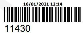 COMPRA DO ORCAMENTO 11430 - PECAS ORIGINAIS YAMAHA