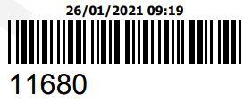 COMPRA DO ORCAMENTO 11680 - PECAS ORIGINAIS YAMAHA