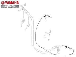 CABO DE EMBREAGEM PARA MT-07 ORIGINAL YAMAHA