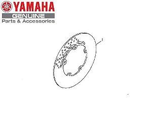 DISCO DE FREIO TRASEIRO PARA MT-03 660CC 2008 ORIGINAL YAMAHA