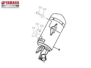 Escapamento Completo Yamaha YZF R3 Original