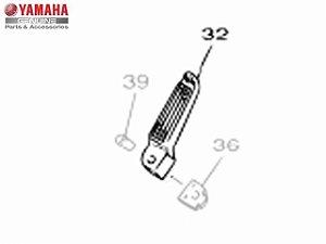 Estribo Traseiro Esquerdo Yamaha YZF R3 Original