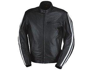 Jaqueta de Couro Yamaha Stripe (IXS)
