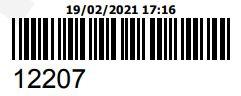 COMPRA DO ORCAMENTO 12207 - PECAS ORIGINAIS YAMAHA