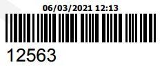 COMPRA DO ORCAMENTO 12563 - PECAS ORIGINAIS YAMAHA