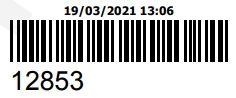COMPRA DO ORCAMENTO 12853 - PECAS ORIGINAIS YAMAHA