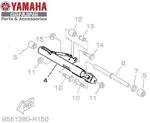 SUPORTE DO MOTOR PARA NMAX160 ORIGINAL YAMAHA