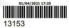 COMPRA DO ORCAMENTO 13153 - PECAS ORIGINAIS YAMAHA
