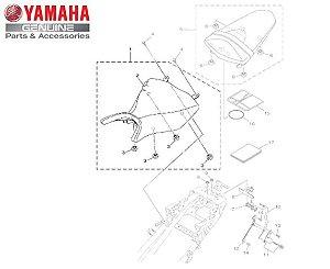 SELIM (BANCO) DIANTEIRO DO PILOTO PARA MT03 E YZF R3 ORIGINAL YAMAHA