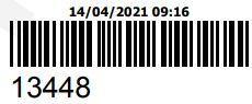 COMPRA DO ORCAMENTO 13448 - PECAS ORIGINAIS YAMAHA