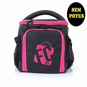 Compacta Economic // Preta Pink / emborrachada