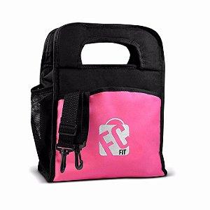 Lunch Bag // Pink Preta