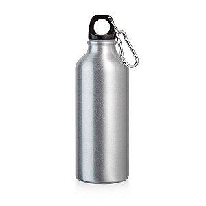 Squeeze Alumínio c/ mosquetão // 500ml
