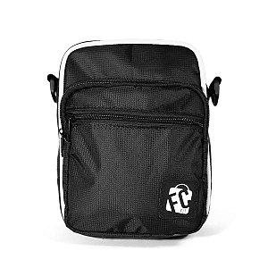 Shoulder Bag // Street Bag // Preta