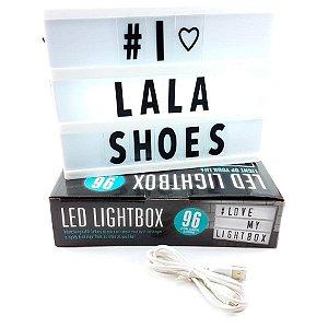 Letreiro Iluminado com Led - Cinema - P0150