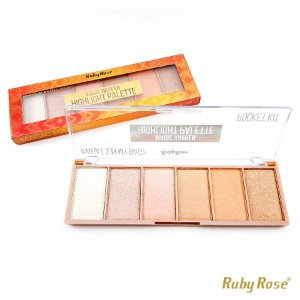 Paleta de Iluminador Magic Happen Ruby Rose - P0169