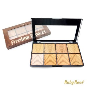 Paleta Bronzer Freedom da Ruby Rose - P0176