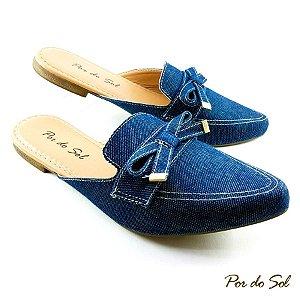 Mule Jeans com Laço - SP2135