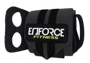 Munhequeira com Grip - Enforce Fitness