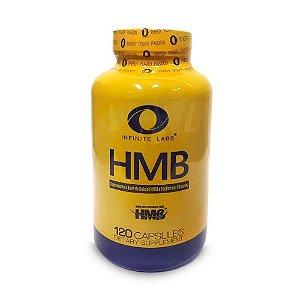 HMB - 120 cápsulas - Infinite Labs