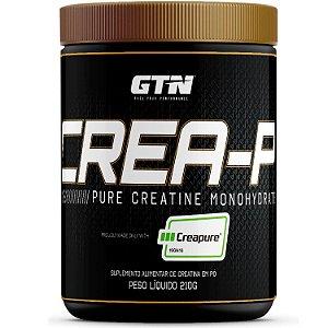 Crea-P Creatina 100% Creapure 210g  GTN