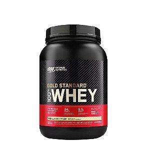 100% Whey Gold Standard 909g | Optium Nutrition