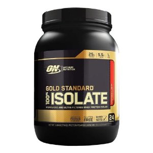 Whey Gold Isolate 720g 1,58lbs Hidrolisado - Optimum Nutrition