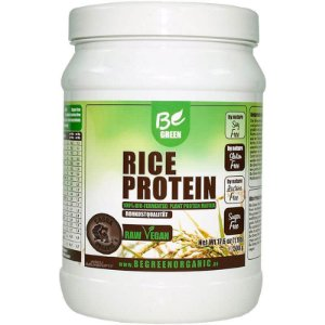 Rice Protein 500g  - Be Green