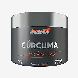 Cúrcuma (120 caps) New Millen
