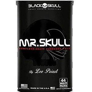 Mr Skull - (44 Multipacks) -  Black Skull