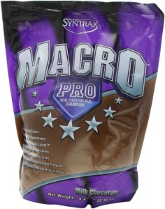 Macro Pro Refil (2,5kg) (chocolate) - Syntrax