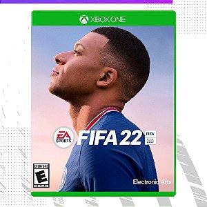 FIFA 22 JOGO XBOX ONE PRONTA ENTREGA