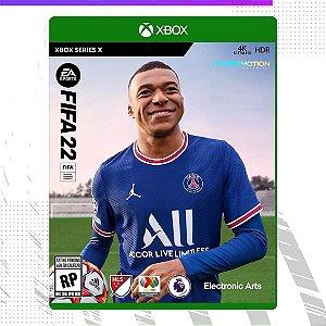 FIFA 22 JGO XBOX SERIES PRONTA ENTREGA