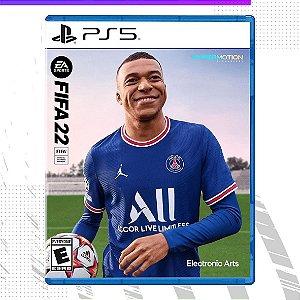 FIFA 22 JOGO PS5 PRONTA ENTREGA