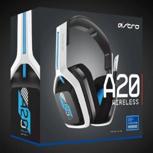 HEADSET GAMER ASTRO A20 WIRELESS PS4/P5/PC
