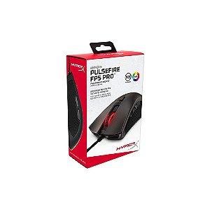 Mouse Gamer Hyperx Pulsefire Fps Pro Rgb 16000dpi Hx-mc003b
