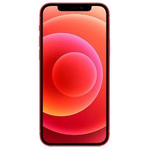 "IPHONE 12 64GB RED TELA DE 6,1"" CAMERA DUPLA DE 12MP IOS"
