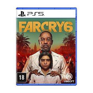 JOGO FAR CRY 6 - PS5 ( PRONTA ENTREGA )
