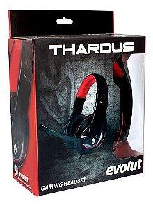 HEADSET GAMER EVOLUT EG-302 THARDUS