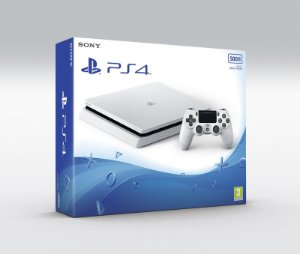 PS4 Slim 500gb branco