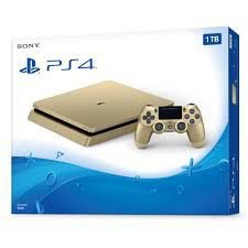 PLAYSTATION 4 1TB GOLD