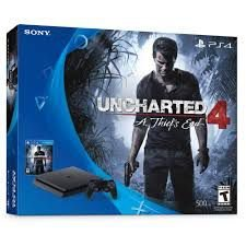 PLAYSTATION 4 500GB  BUNDLE