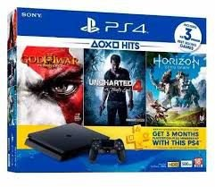 PLAYSTATION 4 500GB COMBO